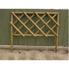 RUSTIC PANELS 6ft wide x 3ft high