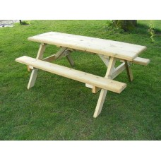 4ft 'A' Frame Picnic Table